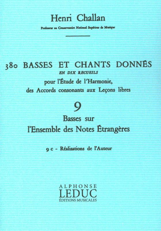 380 Basses et chants donnés - 9c - réalisations de l'auteur. - laflutedepan.com