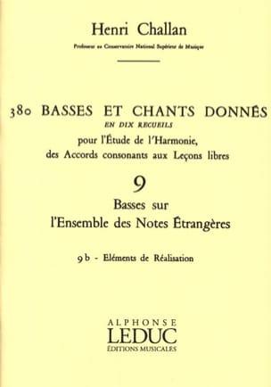 380 basses et chants donnés - 9b - Eléments de réalisation laflutedepan