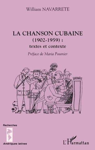 La chanson cubaine, 1920-1959 : textes et contexte laflutedepan
