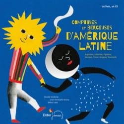 Comptines et berceuses d'Amérique latine - laflutedepan.com