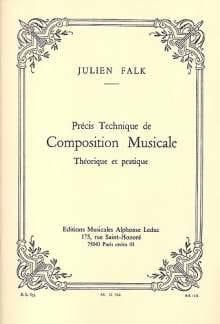 Précis technique de composition musicale - laflutedepan.com