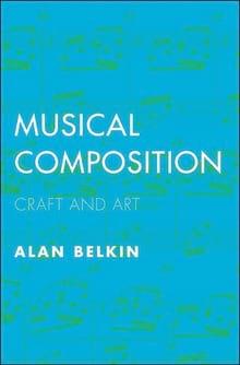 Musical Composition - Alan BELKIN - Livre - laflutedepan.com