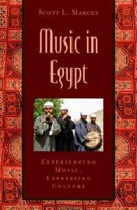 Music in Egypt Marcus Scott L. Livre Les Pays - laflutedepan
