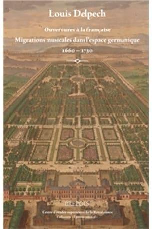 Ouvertures à la française - Louis DELPECH - Livre - laflutedepan.com