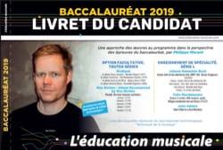 L'éducation musicale - Baccalauréat 2019 - Livret du candidat laflutedepan