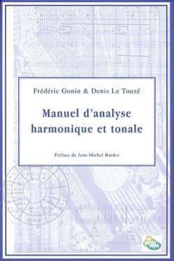 GONIN Frédéric / LE TOUZÉ Denis - Manual de análisis armónico y tonal - Livre - di-arezzo.es