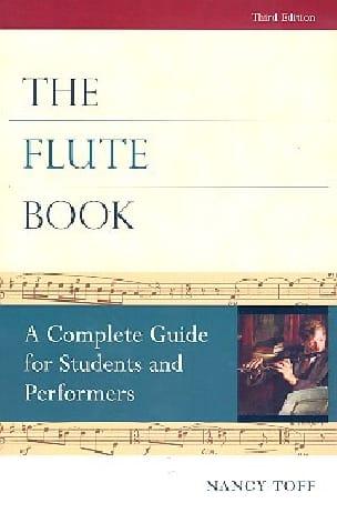The Flute Book Nancy TOFF Livre Les Instruments - laflutedepan
