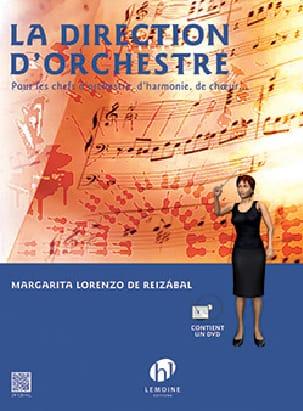 La Direction d'Orchestre LORENZO DE REIZABAL Margarita laflutedepan