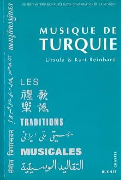 Musique de Turquie REINHARD Ursula / REINHARD Kurt Livre laflutedepan