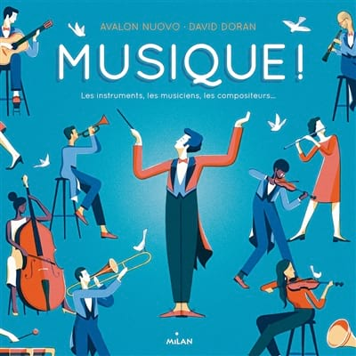 Musique ! Les instruments, les musiciens, les compositeurs - laflutedepan.com