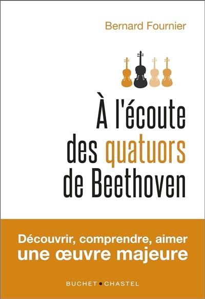A l'écoute des quatuors de Beethoven - laflutedepan.com