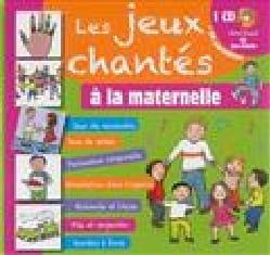 Les jeux chantés à la maternelle Anne-Marie GROSSER Livre laflutedepan