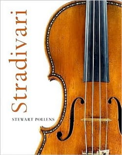 Stradivari Stewart POLLENS Livre Les Arts - laflutedepan