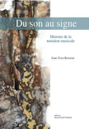 Du son au signe : histoire de la notation musicale - laflutedepan.com
