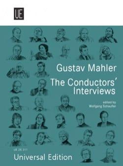 Gustav Mahler : The Conductors' Interviews laflutedepan