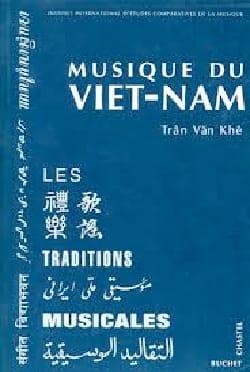Musique du Viet Nam - Van Khe Tran - Livre - laflutedepan.com
