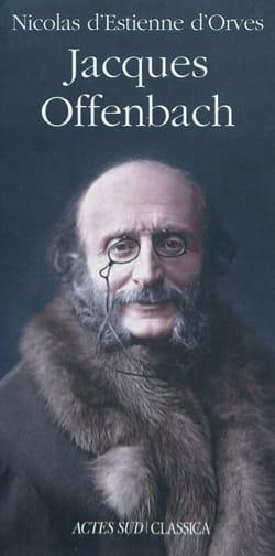 Jacques Offenbach - d'ORVES Nicolas (d' ) ESTIENNE - laflutedepan.com
