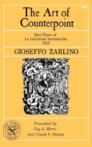 The art of counterpoint : part three of Le istitutioni harmoniche, 1558 - laflutedepan.be