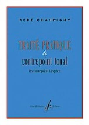Traité pratique de contrepoint tonal - laflutedepan.com