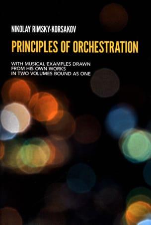 Principles of orchestration (Livre en anglais) laflutedepan