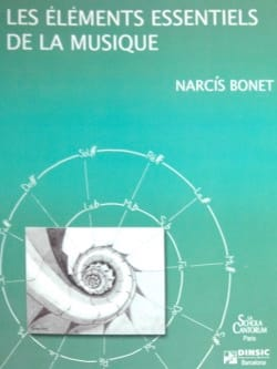 Narcis BONET - The essential elements of music (INTEGRAL - 4 CAHIERS) - Livre - di-arezzo.com