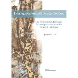 Héritages culturels et pensée moderne LIAO Lin-Ni Livre laflutedepan