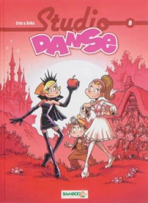 Studio danse, vol. 8 - BÉKA / CRIP - Livre - laflutedepan.com
