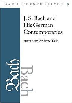 J. S. Bach and his german contemporaries - laflutedepan.com