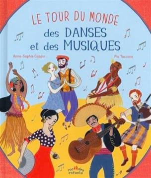 Le tour du monde des danses et des musiques laflutedepan