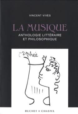 La musique Vincent VIVES Livre Les Sciences - laflutedepan