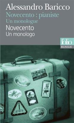 Alessandro BARICCO - Novecento: a monologo - Livre - di-arezzo.co.uk