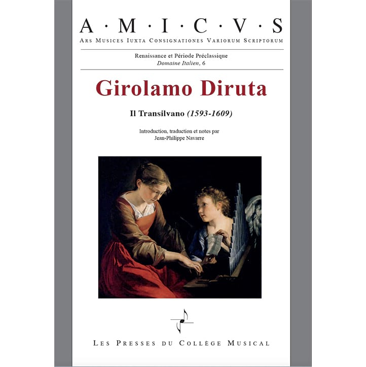 Il Transilvano (1593-1609) - Girolamo DIRUTA - laflutedepan.com