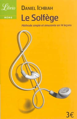 Daniel ICHBIAH - ソルフェージュ - Livre - di-arezzo.jp