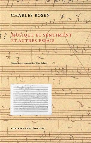 Musique et sentiment : et autres essais - laflutedepan.com