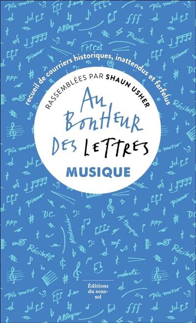 Au bonheur des lettres : Musique - Shaun USHER - laflutedepan.com