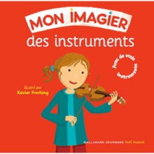 Mon imagier des instruments - Xavier FREHRING - laflutedepan.com