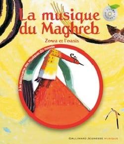 La musique du Maghreb Azouz BEGAG Livre Contes musicaux - laflutedepan
