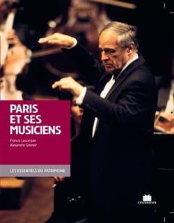 Paris et ses musiciens Francis LECOMPTE Livre Les Pays - laflutedepan