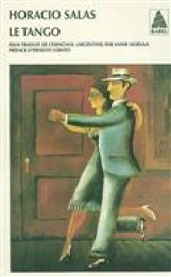 Le tango SALAS Livre Les Arts - laflutedepan