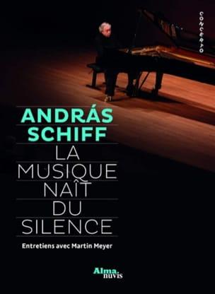 La musique naît du silence : entretiens avec Martin Meyer laflutedepan