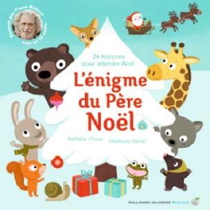 L'énigme du Père Noël - Stéphane DANIEL - Livre - laflutedepan.com