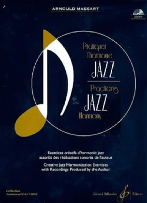 Pratiquer l'harmonie jazz - Practicing jazz harmony - laflutedepan.com