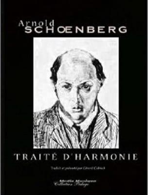 Traité d'harmonie - SCHOENBERG - Livre - Harmonie - laflutedepan.com