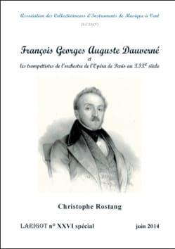 François Georges Auguste Dauverné Christophe ROSTANG laflutedepan