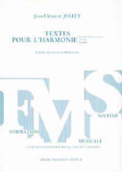 Textes pour l'harmonie : extraits d'oeuvres du répertoire laflutedepan