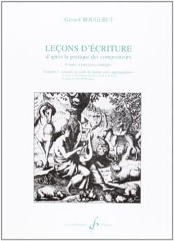 Leçons d'écriture d'après la pratique des compositeurs, volume 2 laflutedepan