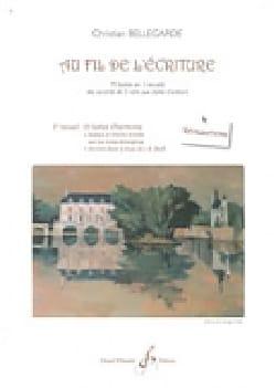 Au fil de l'écriture : 2ème recueil (réalisations) laflutedepan