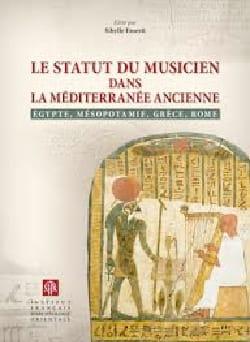 Le statut du musicien dans la Méditerranée ancienne laflutedepan