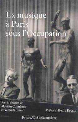 La musique à Paris sous l'Occupation laflutedepan