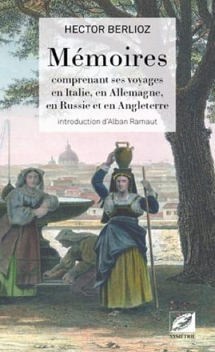 Mémoires - BERLIOZ - Livre - Les Hommes - laflutedepan.com